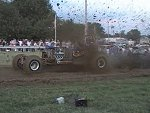 4WD Mud Race